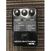 Univox MR8 MICRO RHYTHMER Pedal