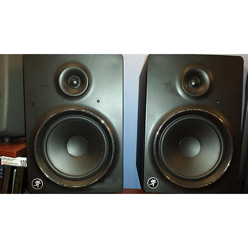 Mackie MR8 MK2 (Pair) Powered Monitor