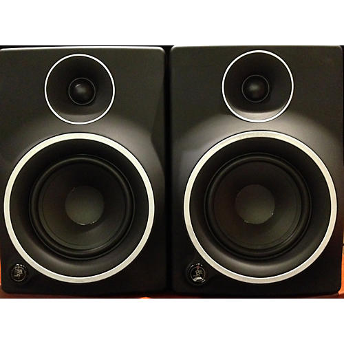 Mackie MR8 MKII Pair Powered Monitor