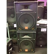JBL MR825 (PAIR) Unpowered Speaker