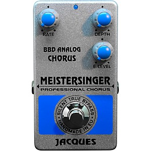 Jacques MS-2 MeisterSinger Analog Chorus Pedal by Jacques