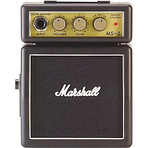 marshall ms 2 mini amp guitar center. Black Bedroom Furniture Sets. Home Design Ideas