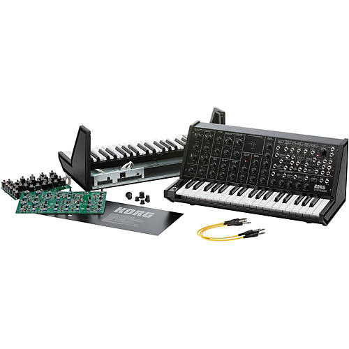 Korg MS-20 Analog Synthesizer DIY Kit-thumbnail