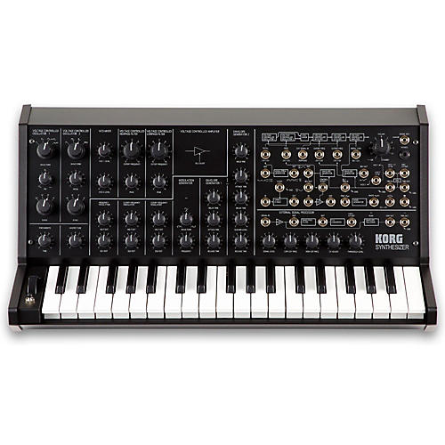Korg MS-20 Mini Analog Monophonic Synth-thumbnail