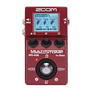 Zoom MS-60B Multi-Stomp Bass Pedal