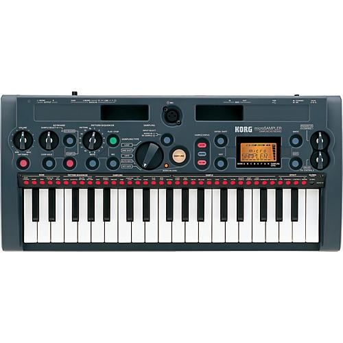 Korg MS1 microSAMPLER Sampling Keyboard-thumbnail