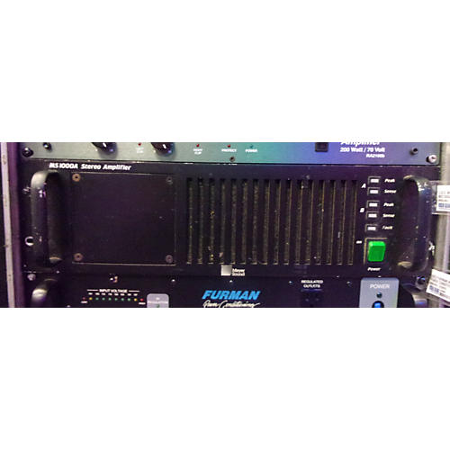 In Store Used MS1000A Power Amp