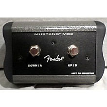 Fender MS2 FOOTSWITCH Pedal