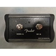 Fender MS2 Footswitch Footswitch