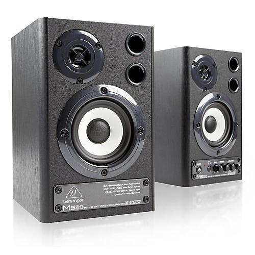 Behringer MS20 Digital Monitor Speakers (Pair)-thumbnail