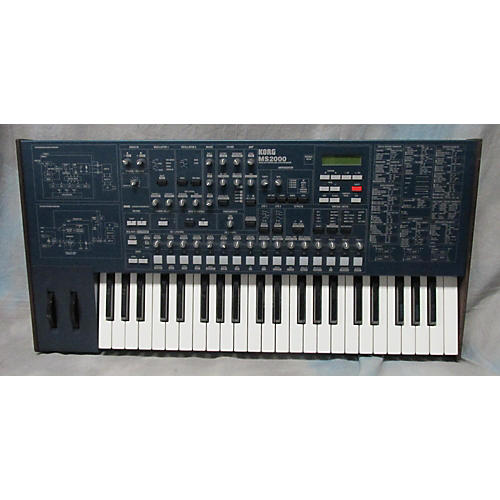 Korg MS2000 Synthesizer-thumbnail