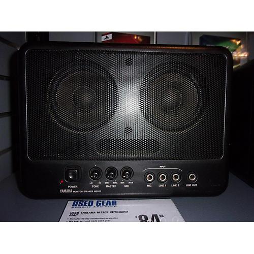 Yamaha MS202 Keyboard Amp
