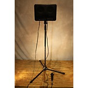 Yamaha MS202 WITH STAND AND MIC Powered Monitor