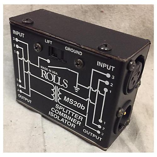 Rolls MS20B Direct Box