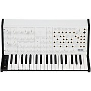 Korg MS20mini in Limited Edition White
