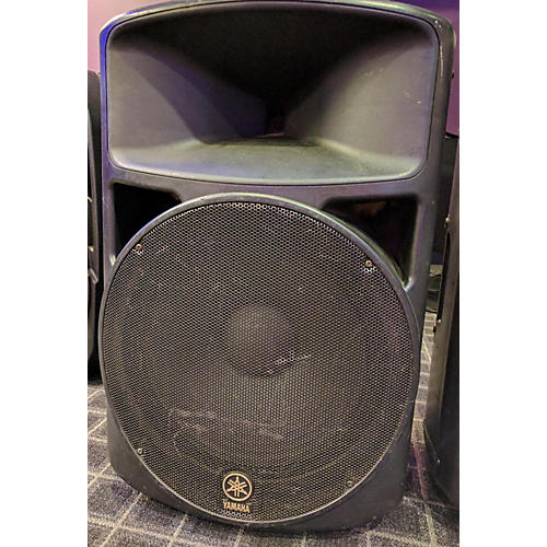 Used yamaha ms400 powered speaker guitar center for Yamaha powered speakers review