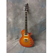 Mitchell MS400QHB Solid Body Electric Guitar