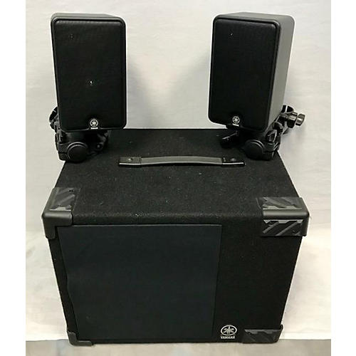 used yamaha ms50dr drum amplifier guitar center. Black Bedroom Furniture Sets. Home Design Ideas