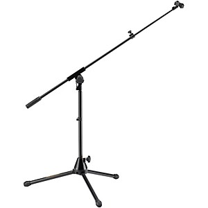Hercules Stands MS540B Low-Profile Tripod Microphone Boom Stand by Hercules Stands