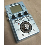 Zoom MS70CDR Effect Pedal