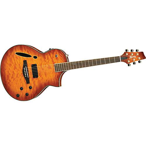Ibanez MSC380QM Montage Acoustic-Electric Guitar Quilt Maple Top