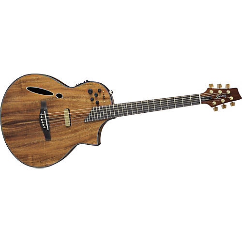Ibanez MSC750NT Montage Series Hybrid Cutaway Acoustic-Electric Guitar-thumbnail