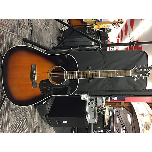 Mitchell MSJ100 Acoustic Guitar-thumbnail
