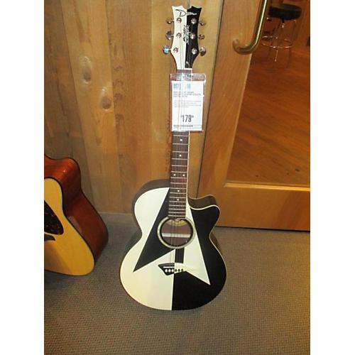 Dean MSP Michael Schenker Performer Acoustic Electric Guitar