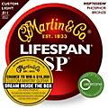 Martin MSP7050 SP Lifespan 92/8 Custom Light (11-52) Acoustic Guitar Strings thumbnail