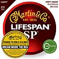 Martin MSP7100 SP Lifespan Phosphor Bronze Light Acoustic Guitar Strings thumbnail