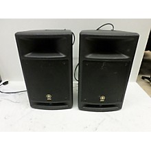 Yamaha MSR100 PAIR Powered Speaker