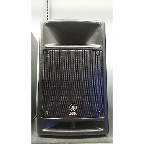 Yamaha MSR100 Powered Speaker-thumbnail