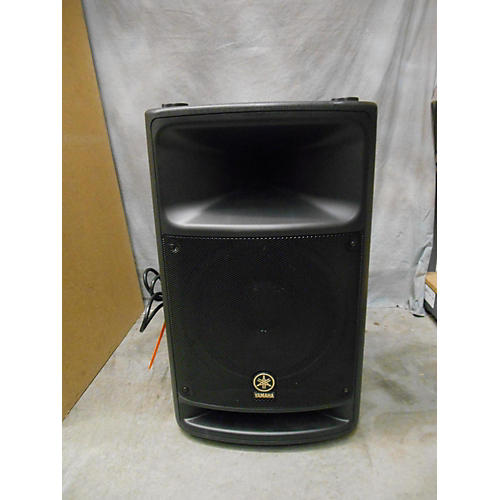 Yamaha MSR400 Powered Speaker-thumbnail