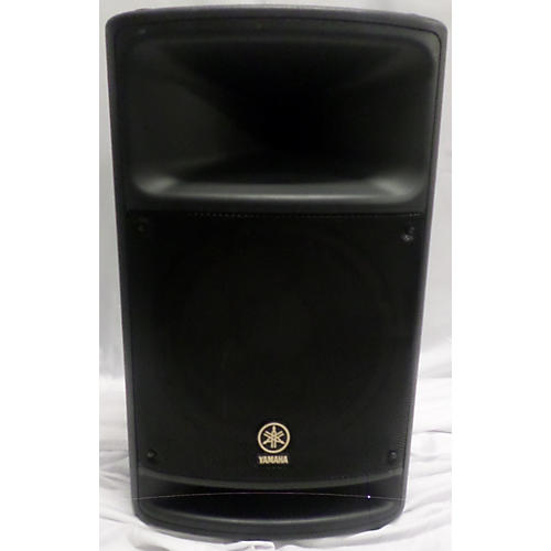 Used yamaha msr400 powered speaker guitar center for Yamaha powered speakers review