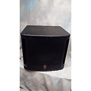 Yamaha MSR800W Powered Subwoofer