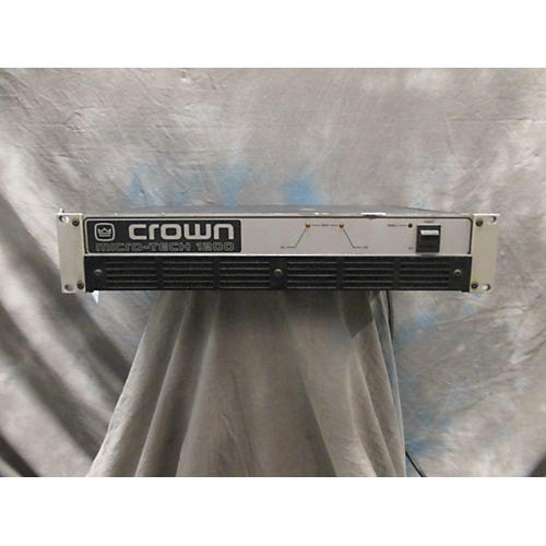 Crown MT 1200 Power Amp