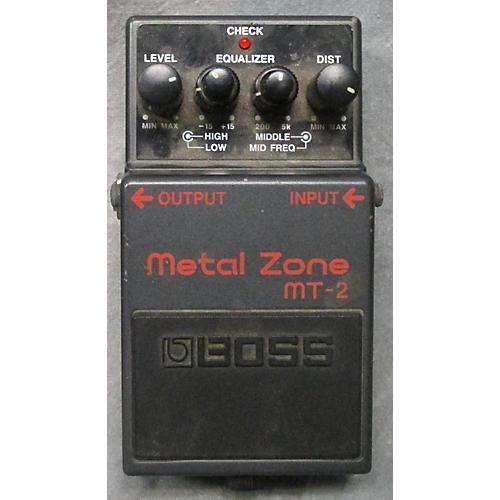 Boss MT-2 Effect Pedal-thumbnail