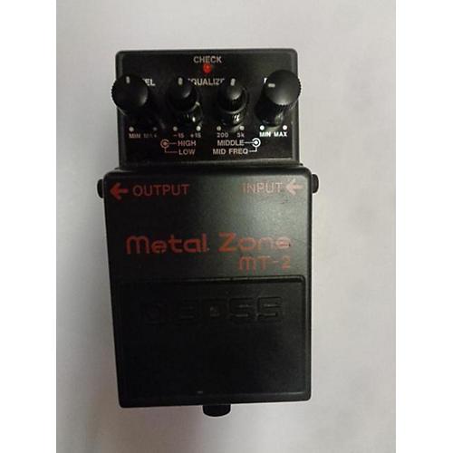 Boss MT-2 Metal Zone Effect Pedal