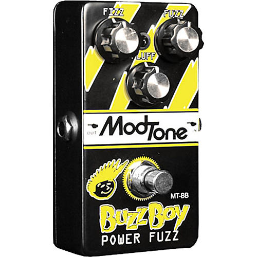 Modtone MT-BB Buzz Boy Power Fuzz Guitar Effects Pedal-thumbnail
