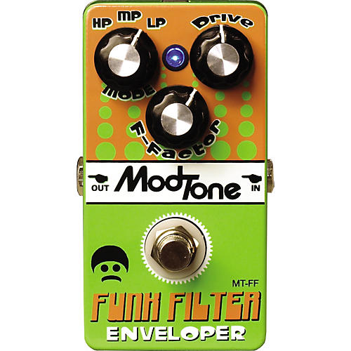 Modtone MT-FF Funk Filter Enveloper Guitar Effects Pedal