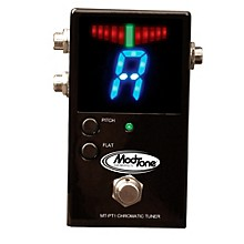 Modtone MT-PT1 Professional Chromatic Tuner Pedal