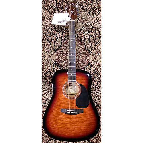used montana mt105 cb acoustic guitar guitar center. Black Bedroom Furniture Sets. Home Design Ideas