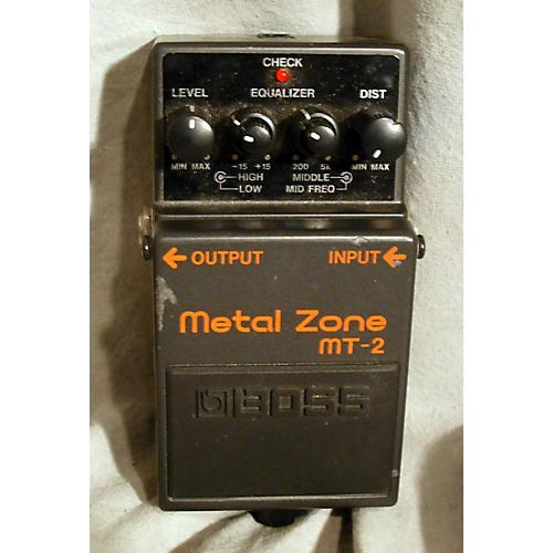 Boss MT2 Metal Zone Distortion-thumbnail