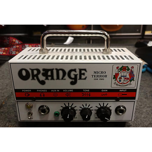 Orange Amplifiers MT20 Micro Terror 20W Tube Guitar Amp Head-thumbnail