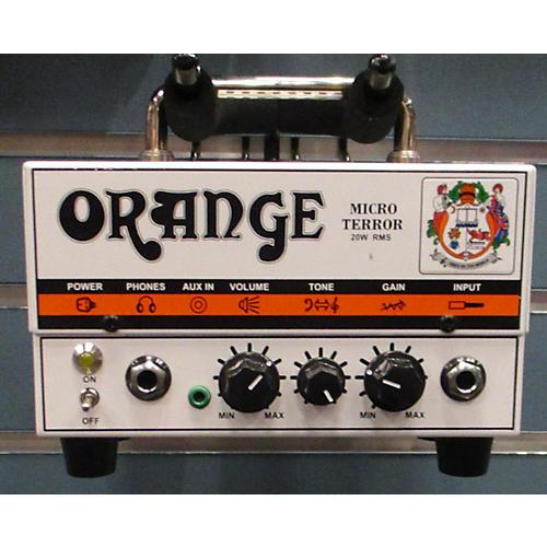 Orange Amplifiers MT20 Micro Terror 20W Tube Guitar Amp Head-thumbnail