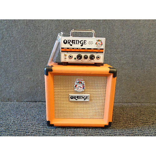 Orange Amplifiers MT20 Micro Terror 20W With Cab Guitar Stack