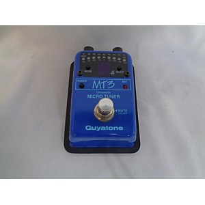 Pre-owned Guyatone MT3 Tuner Pedal by Guyatone