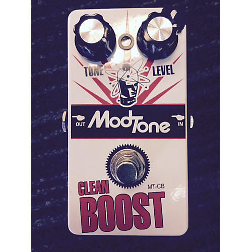 Modtone MTCB Clean Boost Effect Pedal-thumbnail