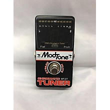 Modtone MTCT CHROMATIC TUNER Tuner Pedal