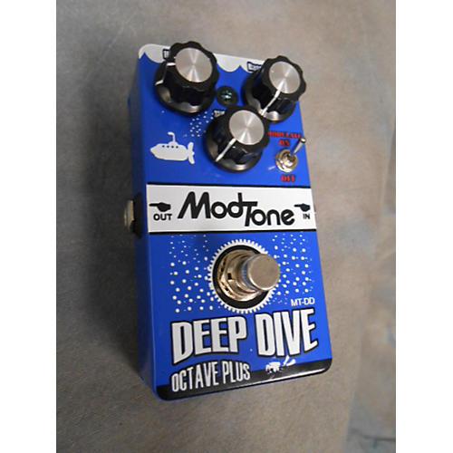 Modtone MTDD Deep Dive Octave Plus Effect Pedal